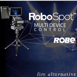 Lite Alternative Invest in Robo Spot Followspot System